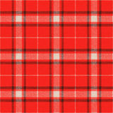 Seamless cotton pattern. Royalty Free Stock Image