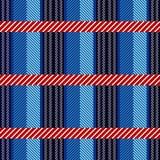 Seamless cotton textile pattern. Royalty Free Stock Image