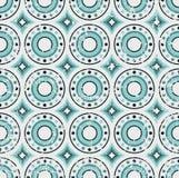 Seamless cracked pattern Stock Photos