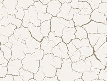 Seamless cracked pattern background Royalty Free Stock Image