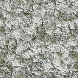 Seamless cracked plaster (paints). Seamless texture. Cracked paint. Best for replicate Royalty Free Stock Image