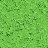 Seamless cracked plaster (paints). Seamless texture. Cracked paint. Best for replicate Royalty Free Stock Photo