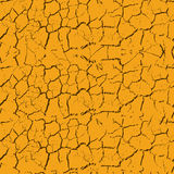 Seamless cracks Royalty Free Stock Photos