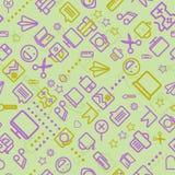 Seamless creative background. Stock Photos