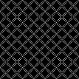 Seamless crisscross pattern. Stock Photography