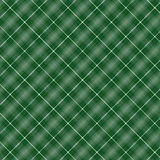 Seamless cross green shading diagonal pattern Royalty Free Stock Photography