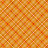 Seamless cross orange shading diagonal pattern Stock Photos