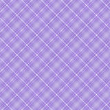 Seamless cross violet shading diagonal pattern Stock Photography
