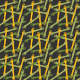 Seamless Crossed Hands Pattern Background. Seamless Crossed  Hands Pattern Background Stock Photo