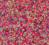 Seamless crushed pressed berries cake Stock Image