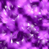 Seamless crystal texture Royalty Free Stock Photography