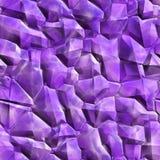 Seamless crystal texture Stock Photos