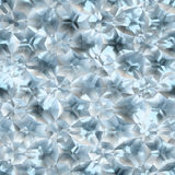 Seamless crystal texture Royalty Free Stock Photos