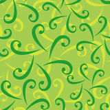 Seamless curled repeat pattern Stock Image
