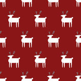 Seamless cute riendeer pattern. Seamless pattern,cute riendeer art  background design for fabric and decor Stock Image