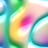 Seamless 3d abstract background with colorful glossy tex. Seamless 3d abstract background with colorful glossy plastic texture Royalty Free Stock Photography