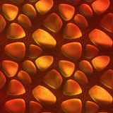 Seamless 3D abstract texture Royalty Free Stock Photography