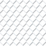 Seamless 3d geometric pattern. Royalty Free Stock Image