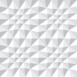 Seamless 3d geometric pattern. Stock Photo