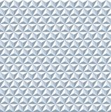 Seamless 3d pattern. Geometric texture. Stock Images