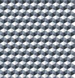 Seamless 3d pattern. Stock Image