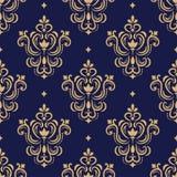 Seamless damascus pattern royalty free illustration