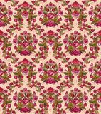Seamless Damask Royalty Free Stock Image