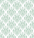 Seamless damask background Stock Image