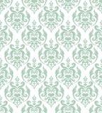 Seamless damask background vector illustration