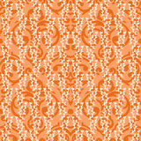 Seamless damask background Stock Images