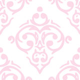 Seamless damask background Royalty Free Stock Images