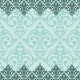 Seamless damask luxury background Royalty Free Stock Photography