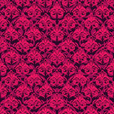 Seamless damask luxury background Royalty Free Stock Photo