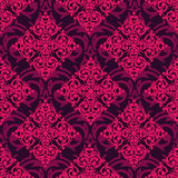 Seamless damask luxury background Stock Image
