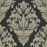 Seamless damask Ornament for Design Royalty Free Stock Photography