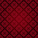 Seamless damask pattern. Vector illustration Royalty Free Stock Photography