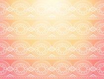 Seamless damask pattern vector illustration