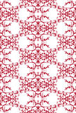 Seamless damask pattern royalty free stock photos