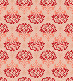 Seamless damask pattern Stock Images