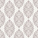 Seamless damask pattern. Damask seamless pattern for design Royalty Free Stock Images