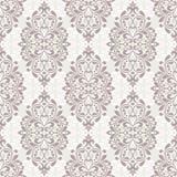 Seamless damask pattern. Royalty Free Stock Images