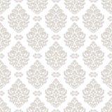 Seamless damask pattern. Stock Image
