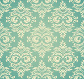 Seamless damask pattern. This is file of EPS10 format Stock Images