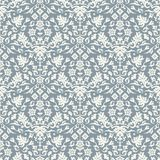 Seamless damask pattern vector Stock Images