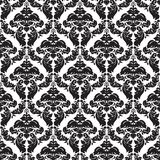 Seamless Damask pattern. Vector illustration. Stock Image
