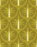 Seamless Damask Pattern X Royalty Free Stock Photography