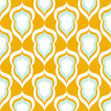 Seamless damask pattern Royalty Free Stock Images
