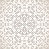 Seamless damask royal wallpaper Royalty Free Stock Photography