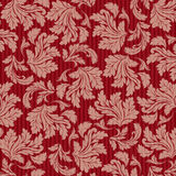 Seamless damask wallpaper. Vector available Stock Illustration