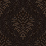 Seamless Damask Web Background Royalty Free Stock Image